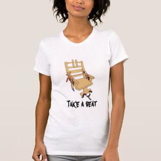 T-shirt Prenez un siège