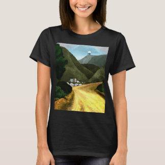 T-shirt Prenez une hausse. L'obscurité de base des femmes
