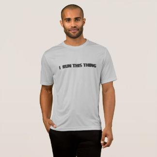 T-shirt Préparation de marathon