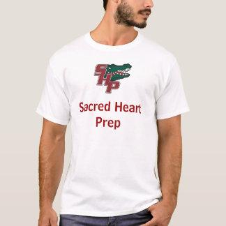 T-shirt Préparation sacrée de coeur… École de sécurité