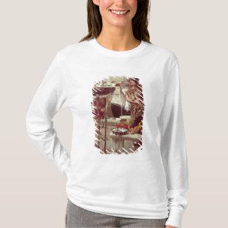 T-shirt Préparations d'Alma-Tadema | dans le Colosseum,