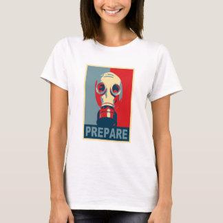 T-shirt Préparez !