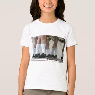 T-shirt Préparez pour danser la chemise de la jeunesse