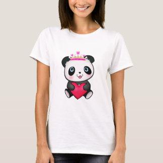 T-shirt Présent de coeur de Saint-Valentin de cadeau de