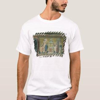 T-shirt Présentation dans le temple, détail de l'histoire