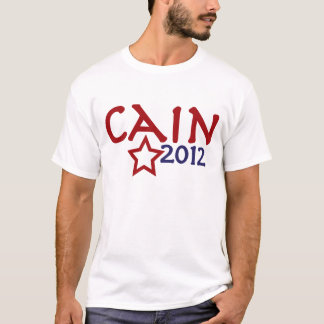 T-shirt Président 2012 de Herman Caïn