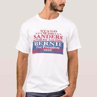 T-shirt Président 2016 des ponceuses 4 de Bernie