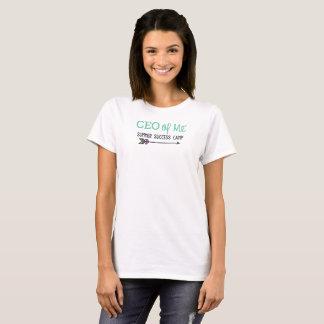 T-shirt Président de moi AJUSTEMENT de S de FEMMES de