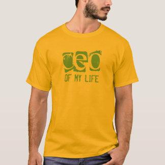 T-shirt Président de MON vert de la VIE