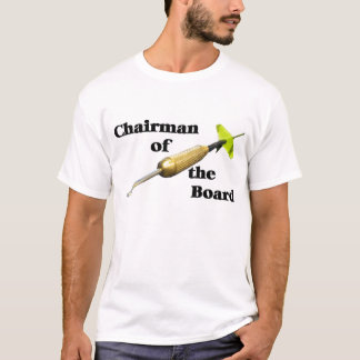 T-shirt Président du conseil d'administration - dards #3