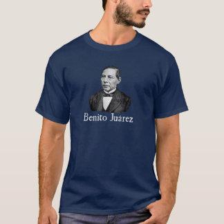 T-shirt Président du Mexique Benito Juarez