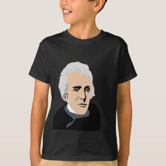 T-shirt Présidents américains : Andrew Jackson 1829 - 1837