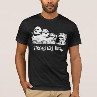 T-shirt Présidents du mont Rushmore
