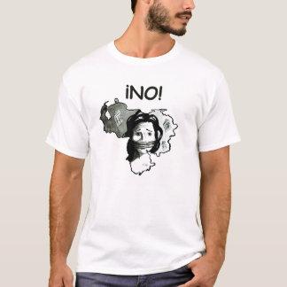 T-shirt Presse libre pour le Venezuela