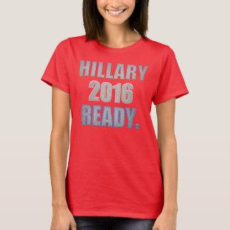 T-shirt prêt de Hillary 2016