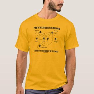 T-shirt Preuve de l'existence du boson de Higgs