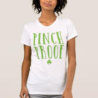 T-shirt Preuve de pincement