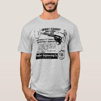 T-shirt Preuve irréfutable vintage d'annonce de pistolet