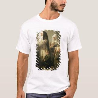 T-shirt Prière des enfants souffrant de la teigne