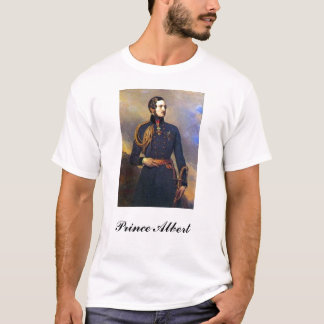 T-shirt Prince Albert