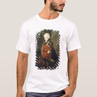T-shirt Prince Augustus William âgé quatre, 1734