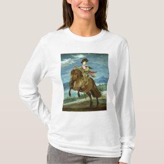 T-shirt Prince Balthasar Carlos à cheval, c.1635-36