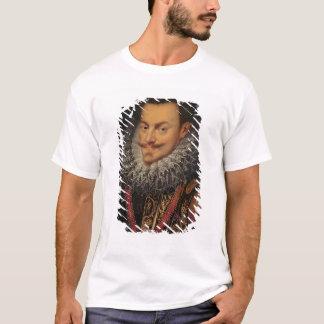 T-shirt Prince de Philip William d'orange