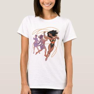 T-shirt Prince Transformation de Diana de femme de