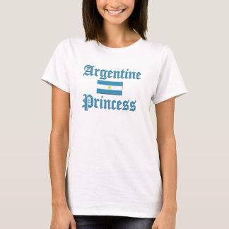 T-shirt Princesse argentine