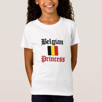 T-Shirt Princesse belge
