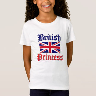 T-Shirt Princesse britannique