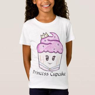T-Shirt Princesse Cupcake