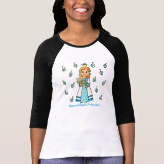T-shirt Princesse de Hanoukka