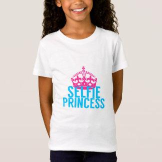 T-Shirt Princesse de Selfie