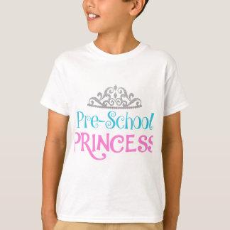 T-shirt Princesse d'école maternelle