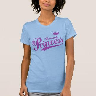 T-shirt Princesse du Burundi
