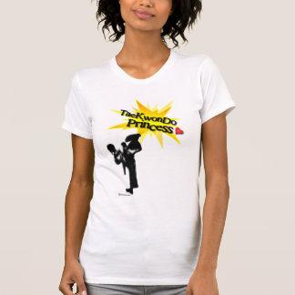 T-shirt Princesse du Taekwondo !