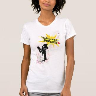 T-shirt Princesse du Taekwondo !  2
