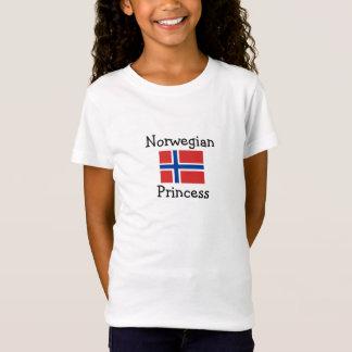 T-Shirt Princesse norvégienne