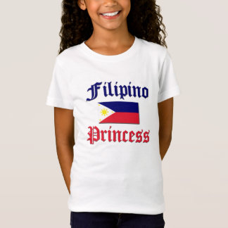 T-Shirt Princesse philippine
