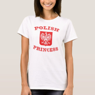 T-shirt Princesse polonaise