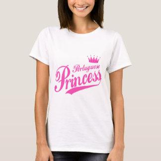T-shirt Princesse portugaise