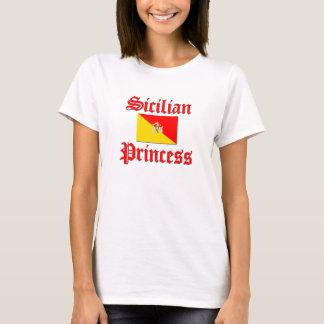 T-shirt Princesse sicilienne