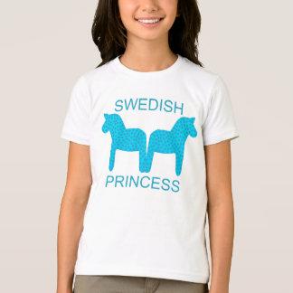 T-shirt Princesse suédoise