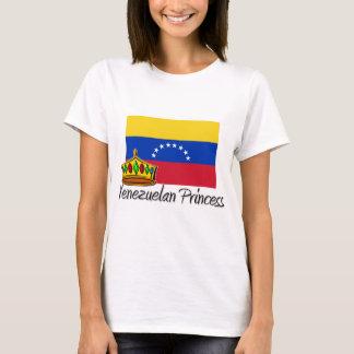 T-shirt Princesse vénézuélienne