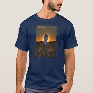 T-shirt principal d'astronaute de Tom