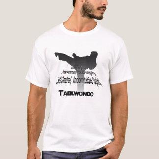 T-shirt Principes du Taekwondo