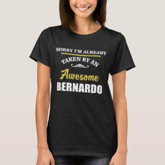 T-shirt Pris par un BERNARDO impressionnant. Anniversaire