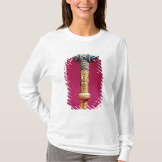 T-shirt Prise cylindrique, période tôt d'Achaemenian
