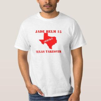 T-shirt Prise de contrôle du Texas hostile - le Texas de